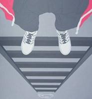 Obraz do salonu artysty Viola Tycz pod tytułem Desperado