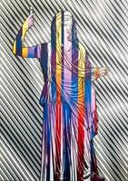 Obraz do salonu artysty Michał Mąka pod tytułem Hera