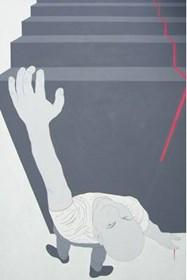 Obraz do salonu artysty Viola Tycz pod tytułem Ostatnia szansa