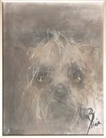 Obraz do salonu artysty Bożena Wahl pod tytułem Bez tytułu 001
