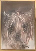 Obraz do salonu artysty Bożena Wahl pod tytułem Bez tytułu 002