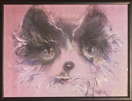 Obraz do salonu artysty Bożena Wahl pod tytułem Bez tytułu 004
