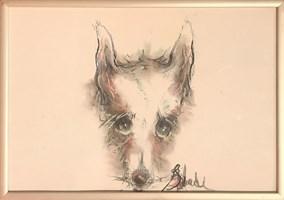 Obraz do salonu artysty Bożena Wahl pod tytułem Bez tytułu 006