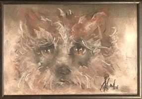 Obraz do salonu artysty Bożena Wahl pod tytułem Bez tytułu 008