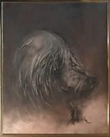 Obraz do salonu artysty Bożena Wahl pod tytułem Bez tytułu 009
