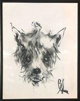 Obraz do salonu artysty Bożena Wahl pod tytułem Bez tytułu 014