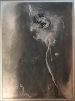 Obraz do salonu artysty Bożena Wahl pod tytułem Bez tytułu 018