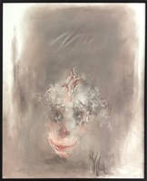 Obraz do salonu artysty Bożena Wahl pod tytułem Bez tytułu 019