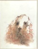 Obraz do salonu artysty Bożena Wahl pod tytułem Bez tytułu 020