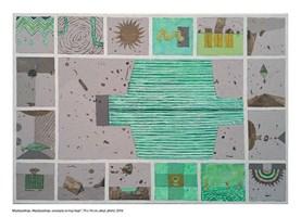 Obraz do salonu artysty Jacek Wojciechowski pod tytułem Międzyzdroje, Międzyzdroje, uważajcie na trzy boje