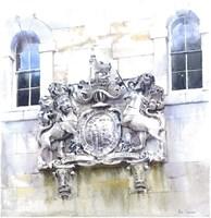 Obraz do salonu artysty Michał  Suffczyński pod tytułem Relief, the Middle Tower of London