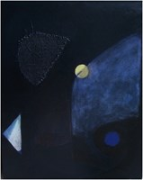 Obraz do salonu artysty Joanna Sadecka pod tytułem Tęsknota
