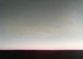 Obraz do salonu artysty Marta Sobierajska pod tytułem Horyzont