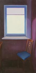 Obraz do salonu artysty Marta Sobierajska pod tytułem Okno w kuchni