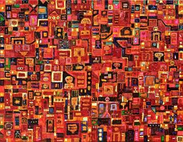 Obraz do salonu artysty Krzysztof Pająk pod tytułem Cerro Torre