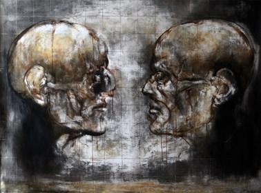 Obraz do salonu artysty Wojciech Pelc pod tytułem Constans