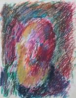Obraz do salonu artysty Jerzy Panek pod tytułem Autoportret 2