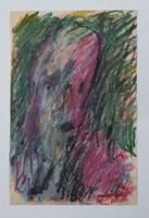 Obraz do salonu artysty Jerzy Panek pod tytułem Autoportret 11