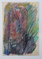 Obraz do salonu artysty Jerzy Panek pod tytułem Abstrakcja 13