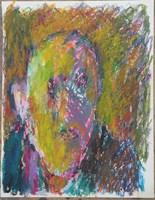 Obraz do salonu artysty Jerzy Panek pod tytułem Portret