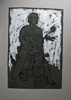 Obraz do salonu artysty Adam Bojara pod tytułem 2 Poligon