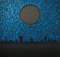Obraz do salonu artysty Adam Bojara pod tytułem 2i Poligon -brezent