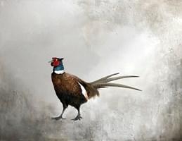 Obraz do salonu artysty Klaudia Choma pod tytułem Bażant