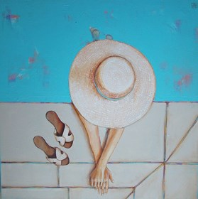Obraz do salonu artysty Renata Magda pod tytułem Zatrzymana chwila