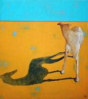 Obraz do salonu artysty Renata Magda pod tytułem Południowa porą