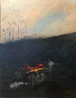 Obraz do salonu artysty Marta Hyla pod tytułem Horyzont 2