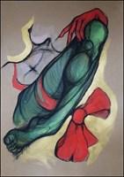 Obraz do salonu artysty Aleksandra Wiszniewska pod tytułem Nowy Rok