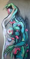 Obraz do salonu artysty Aleksandra Wiszniewska pod tytułem Noc świętojańska