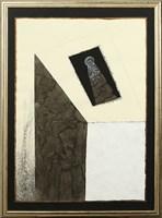 Obraz do salonu artysty Andrzej Strumiłło pod tytułem Fragment ikony