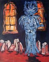 Obraz do salonu artysty Adam Bojara pod tytułem P17 KARNAWAŁ W WENECJI