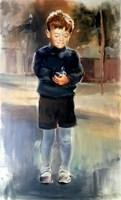 Obraz do salonu artysty Jan Dubrowin pod tytułem Króliczek