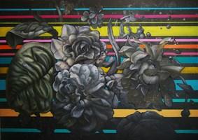 Obraz do salonu artysty Maciej Wierzbicki pod tytułem Sztuczna martwa natura