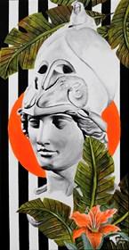 Obraz do salonu artysty Zuzanna Jankowska pod tytułem Egzotyk