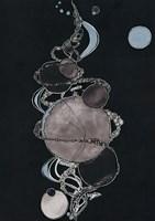 Obraz do salonu artysty Amanda Zaleska pod tytułem SEE TECHNO