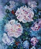 Obraz do salonu artysty Joanna  Kowalczyk-Stużyńska pod tytułem Piwonie