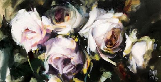 Obraz do salonu artysty Karina Jaźwińska pod tytułem Blask & cień