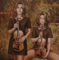Obraz do salonu artysty Adam Kubka pod tytułem Cisza