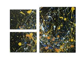 Obraz do salonu artysty Nadiia Sitnikova pod tytułem Tylko do Przodu