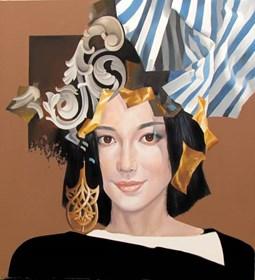 Obraz do salonu artysty Andrejus Kovelinas pod tytułem Lilu