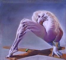 Obraz do salonu artysty Aleksander Marek Korman pod tytułem J D'A