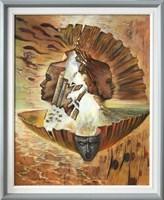 Obraz do salonu artysty Andrzej Wroński pod tytułem Rozstanie