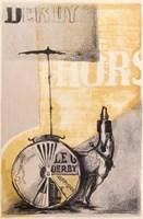 Grafika do salonu artysty Anna Starowoitowa pod tytułem Marzenie o Derby