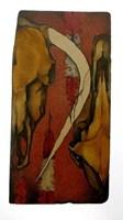 Grafika do salonu artysty Anna Starowoitowa pod tytułem Koryda