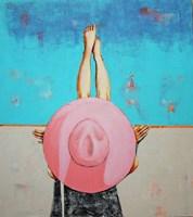 Obraz do salonu artysty Renata Magda pod tytułem Popołudniową porą