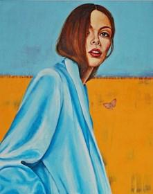 Obraz do salonu artysty Renata Magda pod tytułem W słońcu