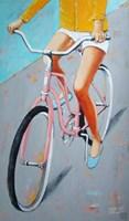 Obraz do salonu artysty Renata Magda pod tytułem Złapać wiatr II